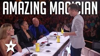 America's Got Talent Magician Mat Franco Takes on Judge Mel B! | Got Talent Global