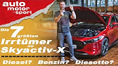 Rettet Mazda den Verbrennungsmotor? 7 Irrtümer zu Skyactiv-X - Bloch erklärt #79 | auto motor sport