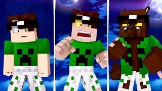 Minecraft: MIKE VIROU LOBISOMEM?!