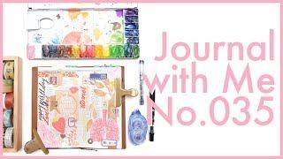 Journal with Me No. 35 | Midori Traveler's Notebook