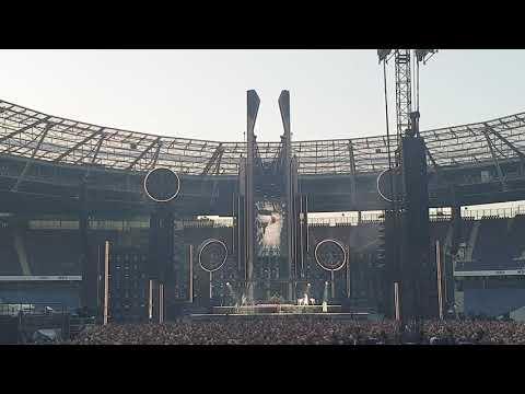 Rammstein - Radio - live aus Hannover HDI Arena 2.7.2019