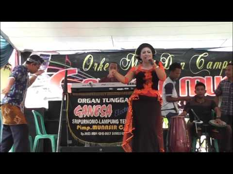 campur sari Ganesa Music   vol  1  srimulyo .....
