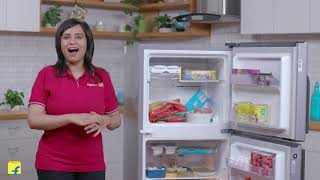 Whirlpool Frost Free Double Door Refrigerator