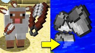 Minecraft - 7 ANIMACIONES que NO Conocías de Minecraft