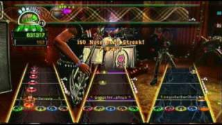 Guitar Hero World Tour Eye Of The Tiger(Expert Full Band)(PS3)