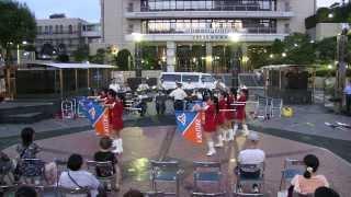 静岡県警察音楽隊 夕涼みコンサート(2013/8/30)⑥