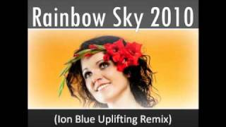 Marc de Simon feat. Alesia - Rainbow Sky 2010 (Ion Blue Uplifting Remix)