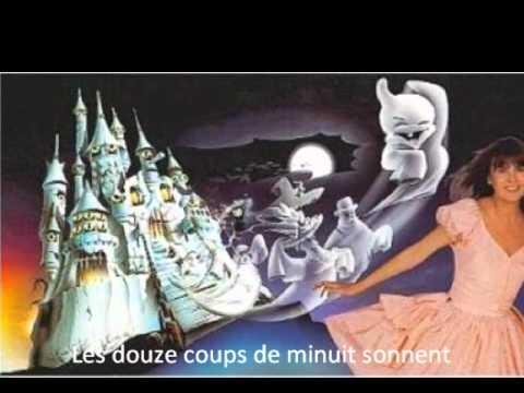 chantal goya le chateau hanté