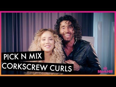 Mark Hill Pick n Mix Corkscrew Tutorial! | Charlotte Crosby