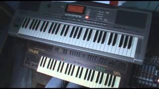 Ansuzgardaraiwô (Burzum keyboard cover)