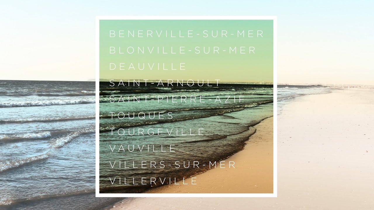 Naissance du territoire touristique de Deauville