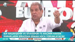 Beşiktaş 1 - Başakşehir 1 Erman Toroğlu Maç Sonu Yorumları / A spor