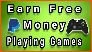 How To Earn Money Playing Games Online (free Paypal Money)