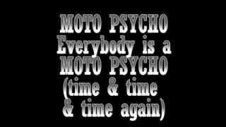 Moto Psycho - Megadeth (lyrics)