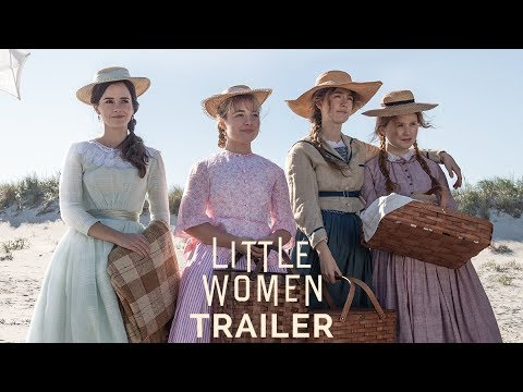 LITTLE WOMEN - Trailer - Ab 30.1.20 im Kino!
