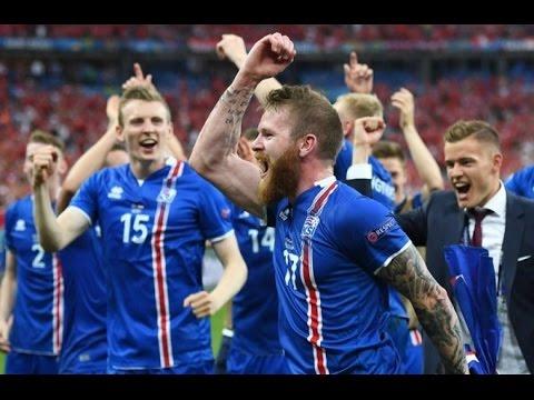 Исландский комментатор снова впал в истерику из за гола Исландии