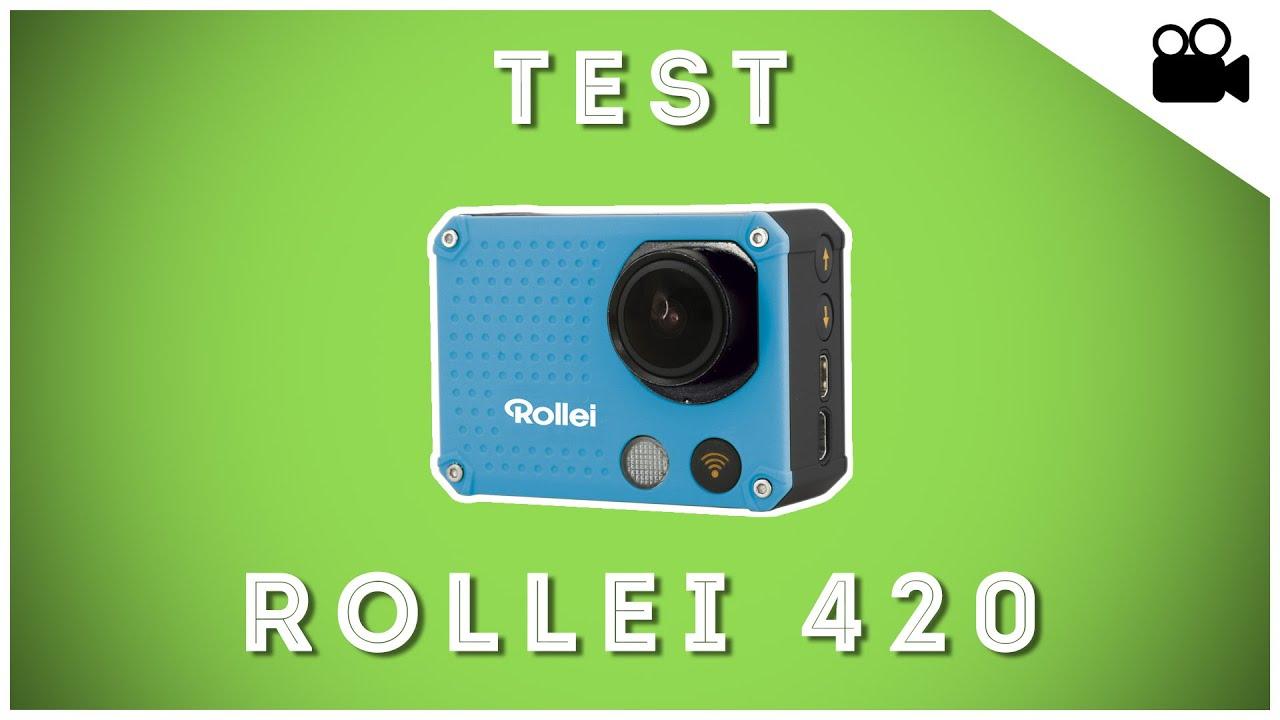 test rollei actioncam 420 fullhd 60 fps actioncam. Black Bedroom Furniture Sets. Home Design Ideas
