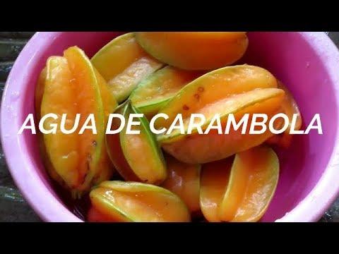AGUA DE CARAMBOLA