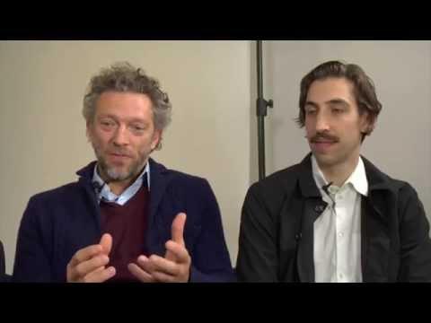 Partisan's Vincent Cassell, Ariel Kleiman & Jeremy Chabriel  a Beyond Cinema Original