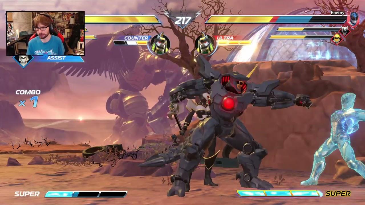 Download Willden Versus Power Rangers: Battle for the Grid