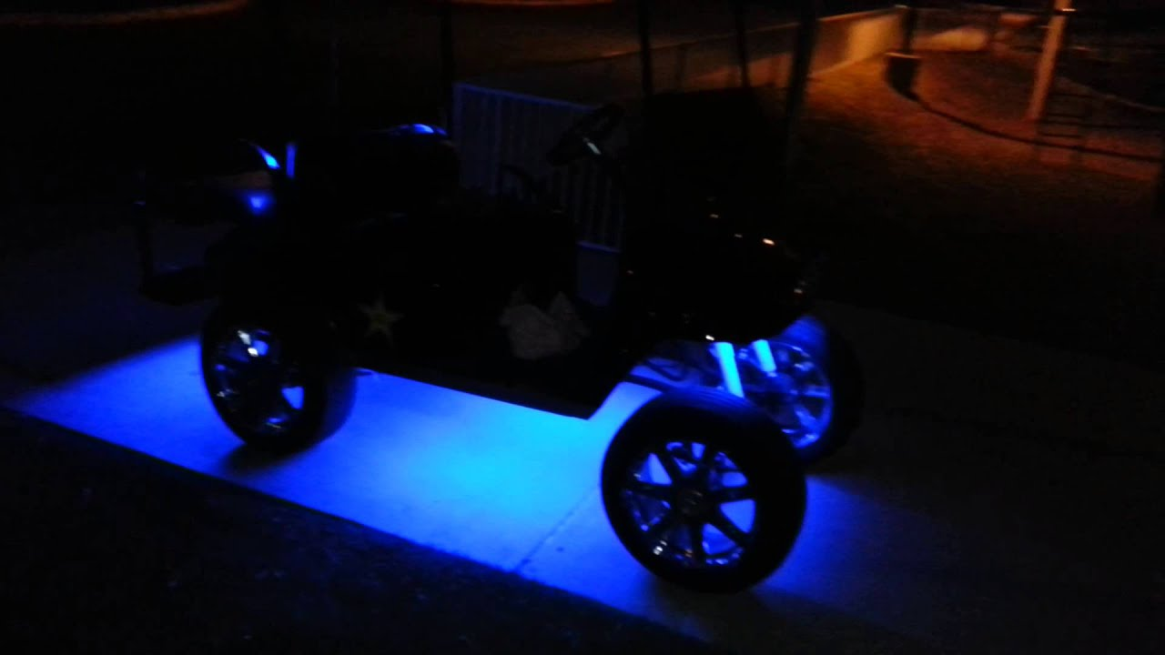 Golf Cart Light