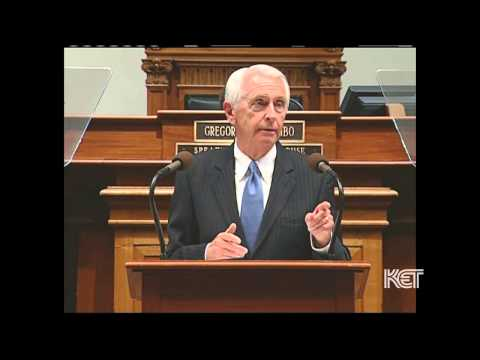 Governor Steve Beshear on Smoking I State of the Commonwealth I KET