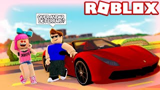 I'M in LOVE with the FERRARI BOY at ROBLOX!!!