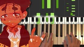 Lil Uzi Vert - Sanguine Paradise (Piano Tutorial Lesson)