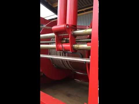 MacArtney Mermac R30 running AHC - 4 tonnes