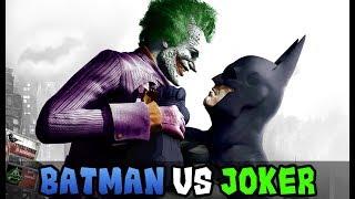 ¿Quien ganaría entre BATMAN y el JOKER (El GUASON)?