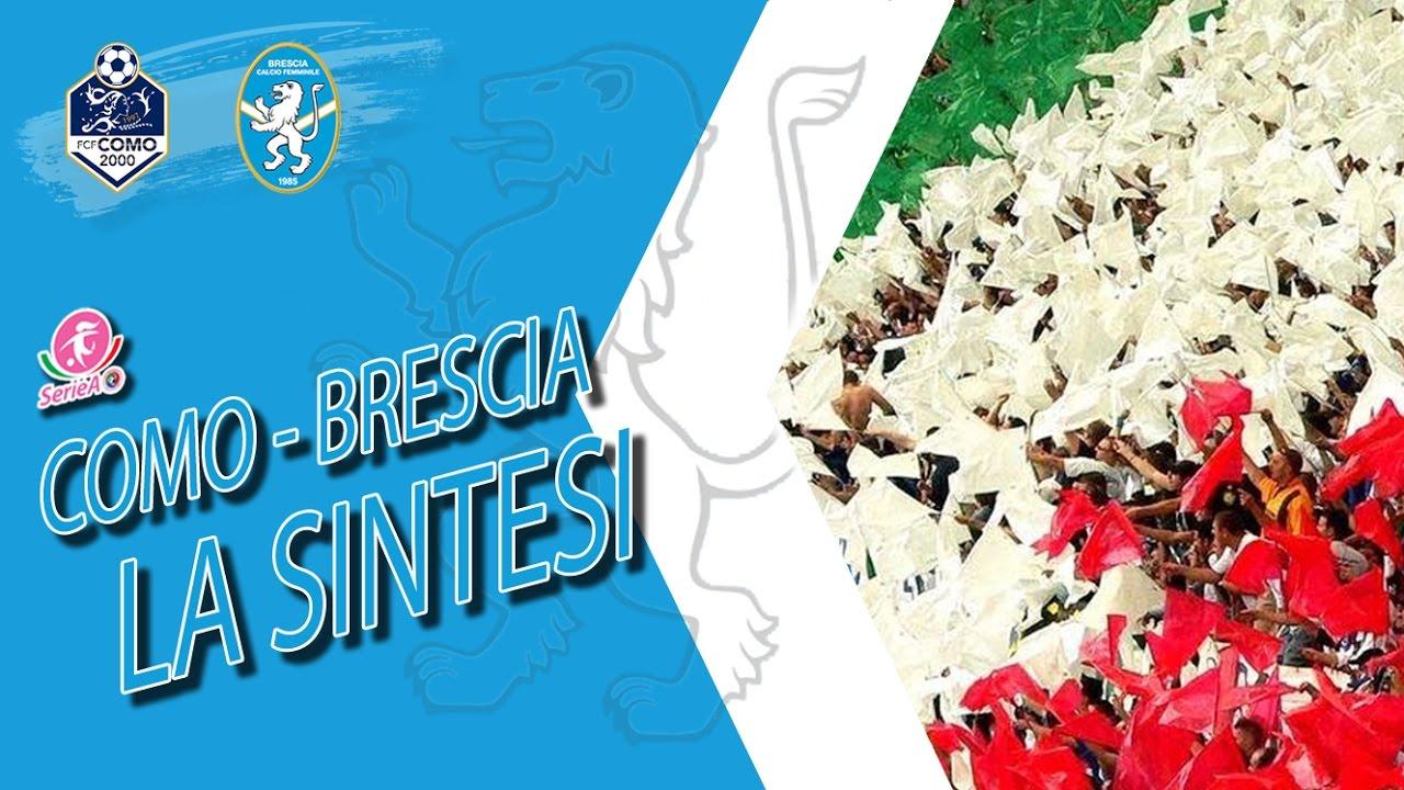 Como-Brescia | la sintesi