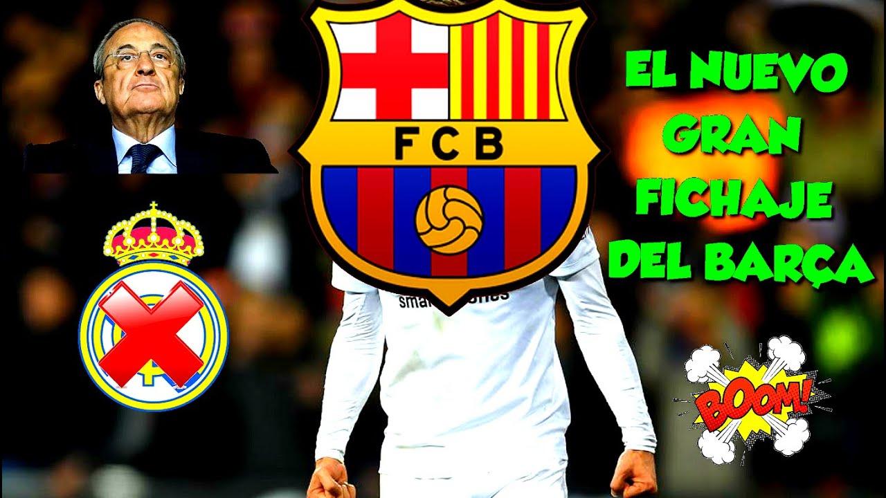 ÚLTIMA HORA ¡¡EL BARCELONA CIERRA EL FICHAJE DE ESTE SÚPER CRACK QUE RECHAZÓ AL REAL MADRID!!