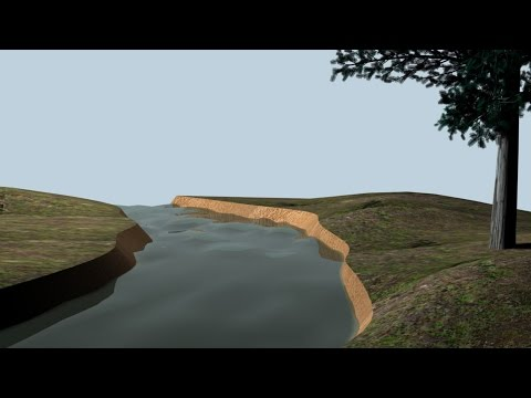 Making  Water Stream in 3D max