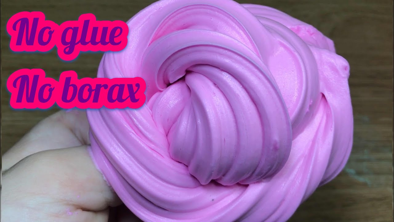 Must watch real how to make the best fluffy slime without how to make the best fluffy slime without glue without borax easy slime ccuart Images