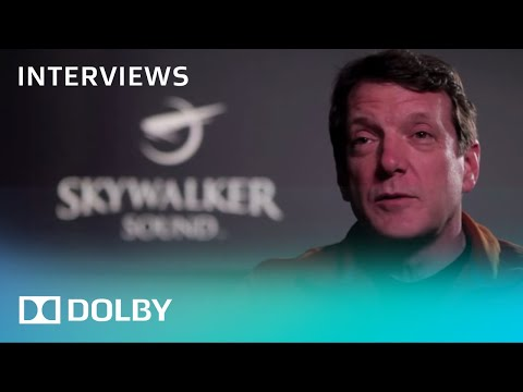 Sound Mixer Tom Myers Talks About Getting Into Cinema Sound | Interview | Dolby