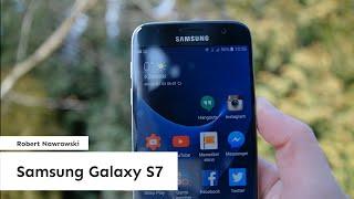 Samsung Galaxy S7 Recenzja   Robert Nawrowski