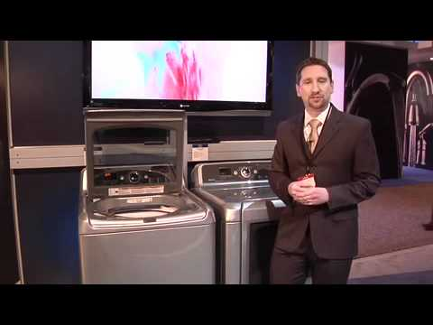 Maytag Top Load Washer: Bravos HE Washer