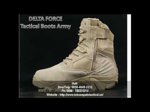 sepatu delta force gurun untuk berburu