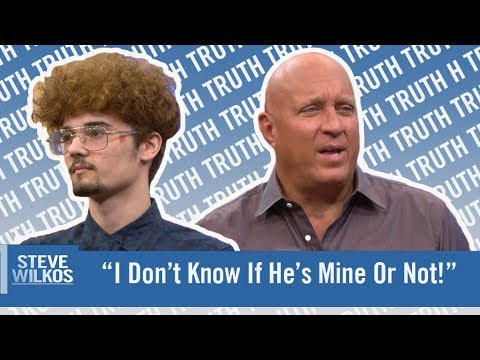 """I Don't Know If He's Mine Or Not"" 