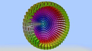 Circular Animations & Functions in Minecraft