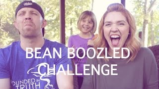 Barf, Rotten Eggs & Dog Food | Bean Boozled Challenge