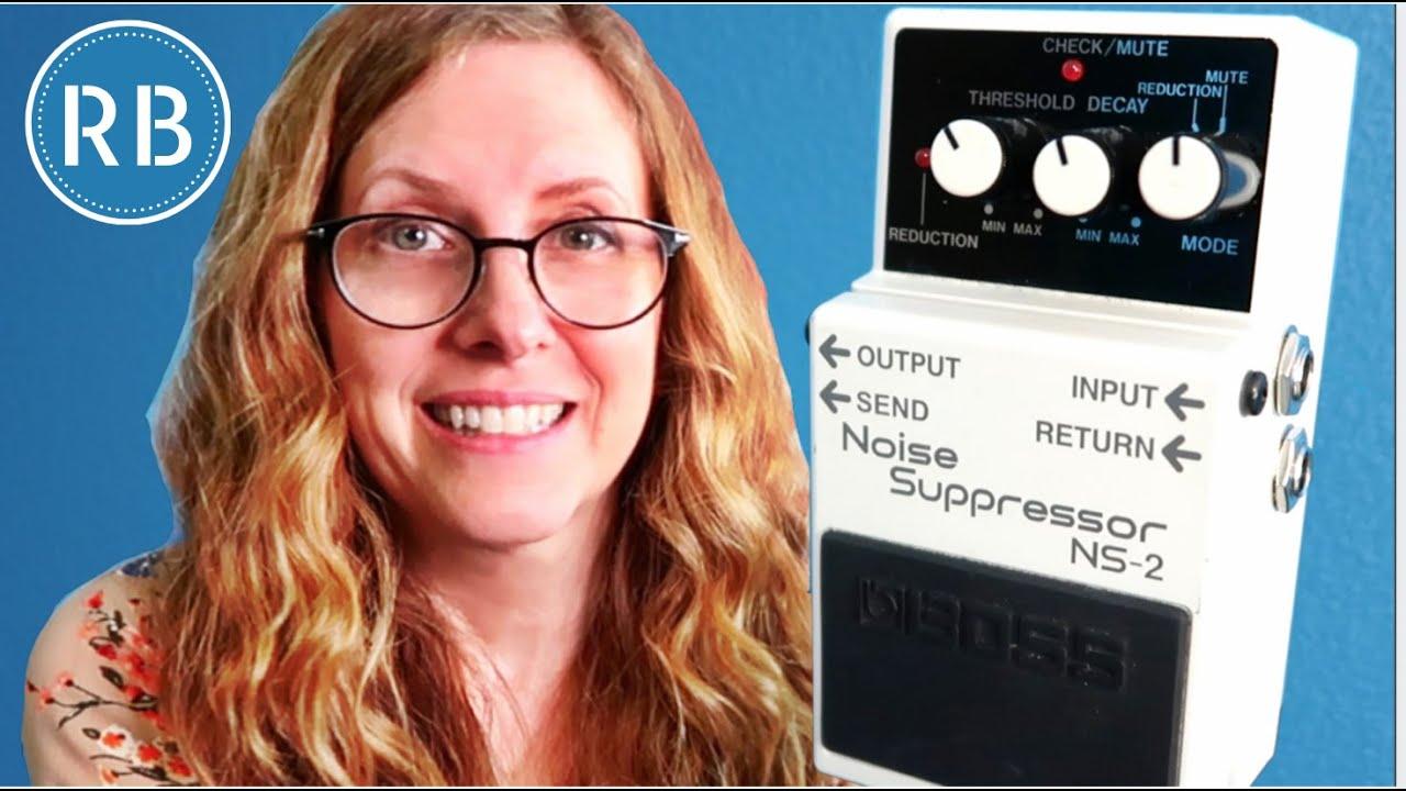 Noise Suppressor | Boss NS-2 Pedal Demo
