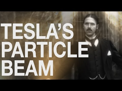 2. Nikola Tesla's Particle Beam Weapon (Peace Ray... aka Death Ray!)
