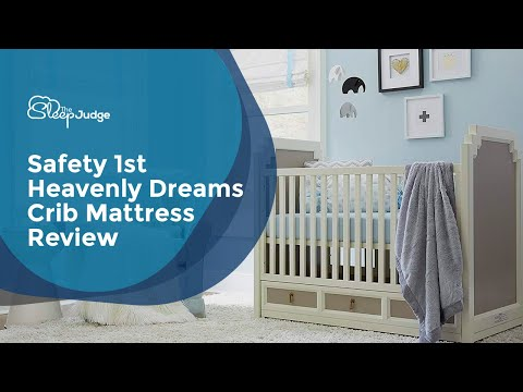 Safety 1st Heavenly Dreams Crib Mattress Review