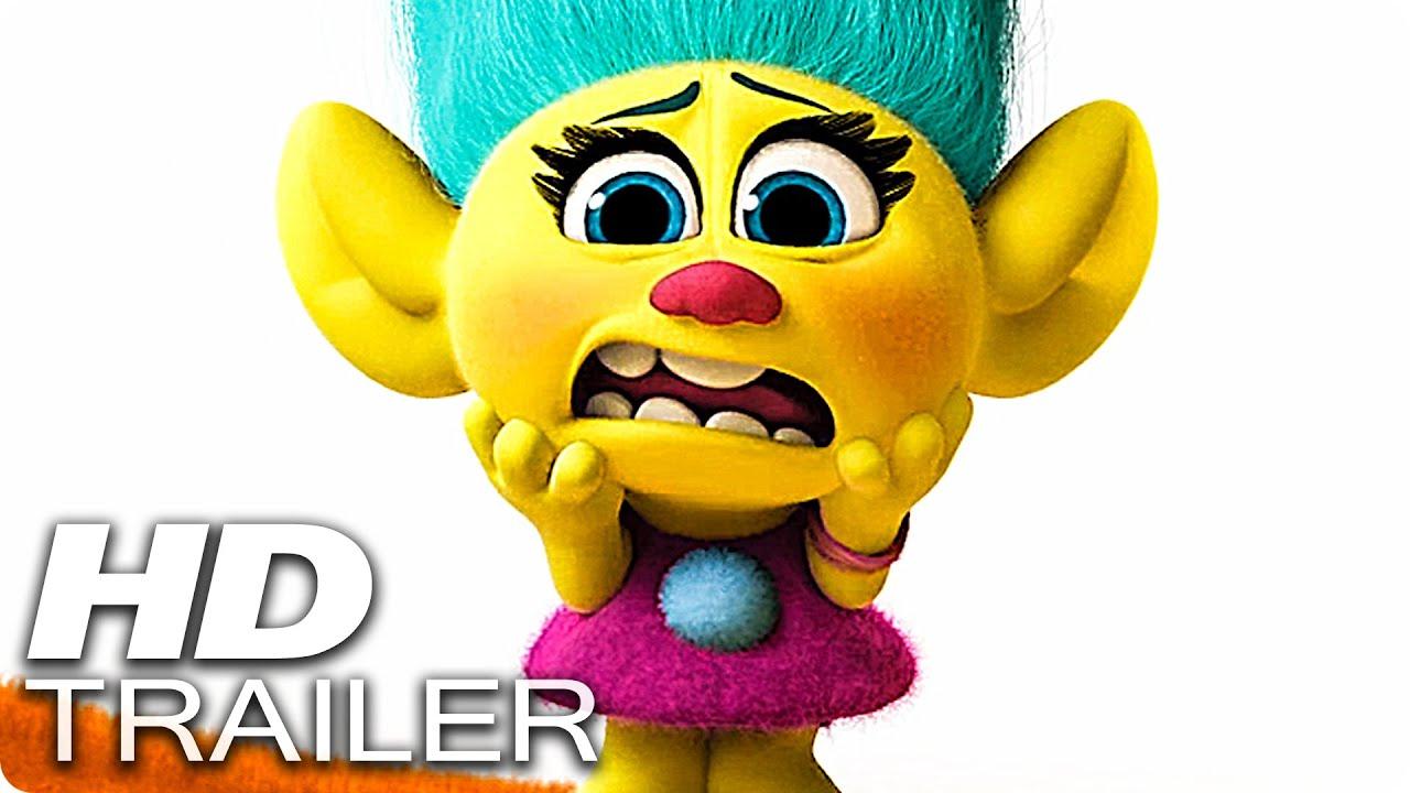 Trolls Trailer German