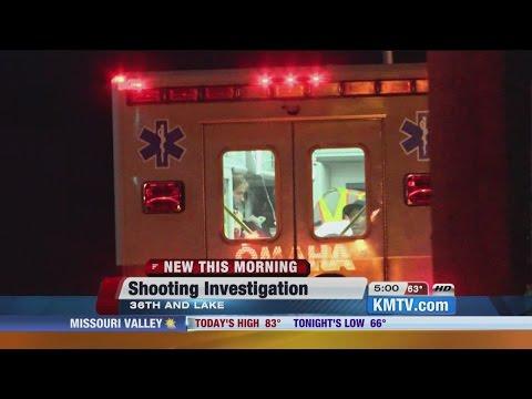 Omaha Police investigates overnight shooting