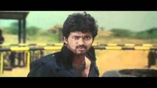 ╰»  Vijay Dialogue Kuruvi Action Flick   « •