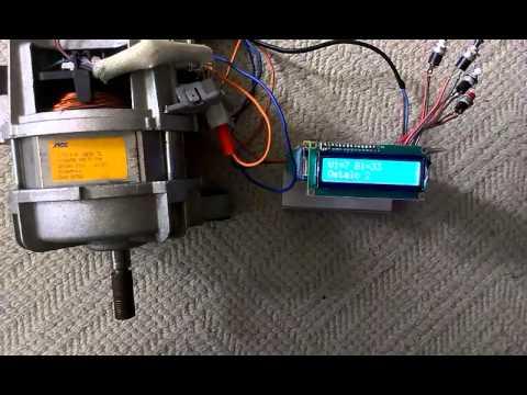 Washing machine motor programable speed controller. - YouTubeYouTube