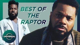 Meet The Raptor  The Resident  Tuesdays 9PM  Universal TV