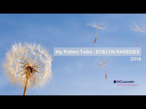 Pollen Talks 2018 - Evelyn Paredes